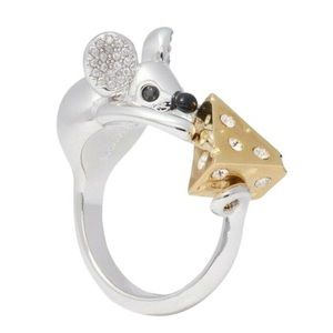 NWT KATE SPADE ♠️ YEAR OF THE RAT RING